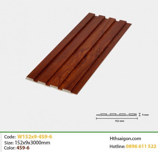 iWood W152x9 4S9-6