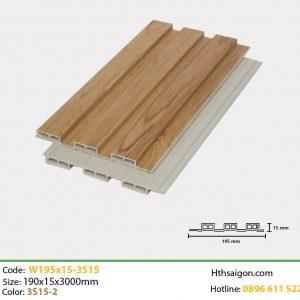 iWood W195x15 3S15-2 hình 1