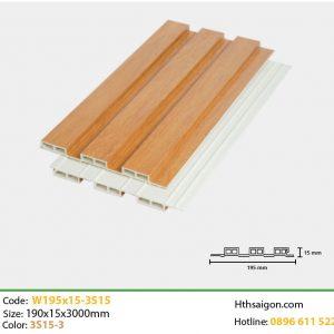 iWood W195x15 3S15-3 hình 1