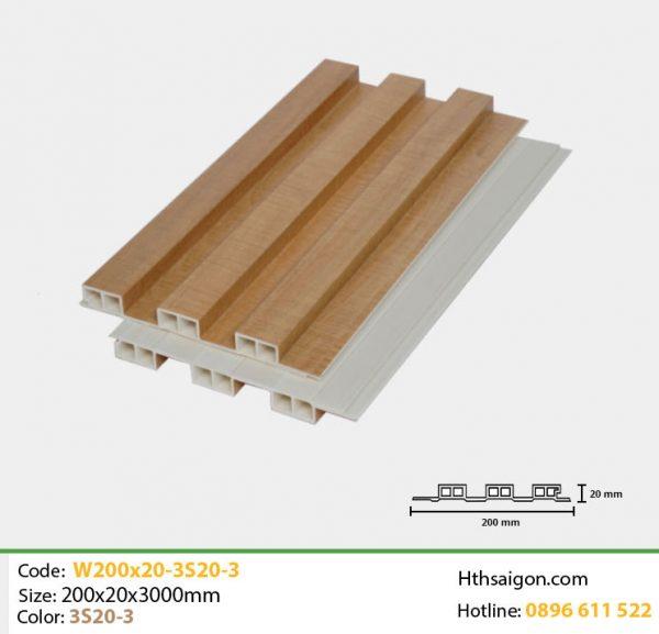iWood W200x20 3S20-3 hình 1