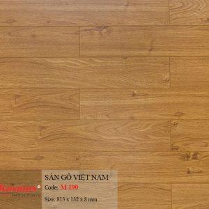 sàn gỗ Kosmos M190 hình 1