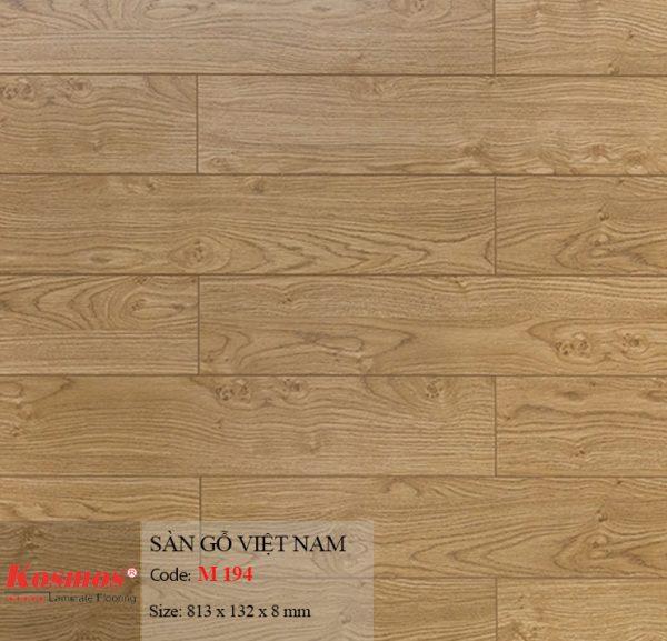 sàn gỗ Kosmos M194