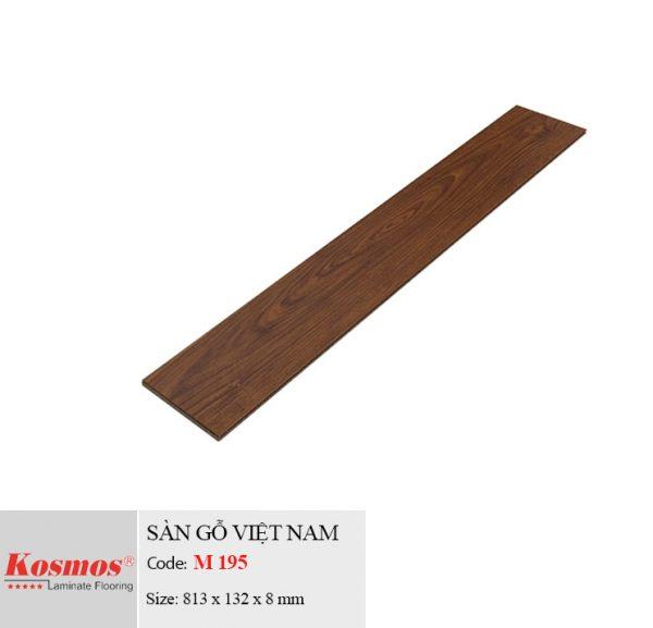 Sàn gỗ kosmos M195 hình 1