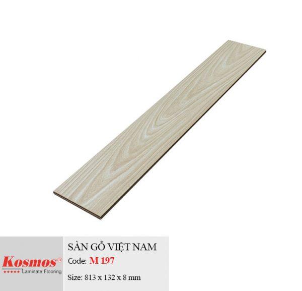Sàn gỗ kosmos M197 hình 1