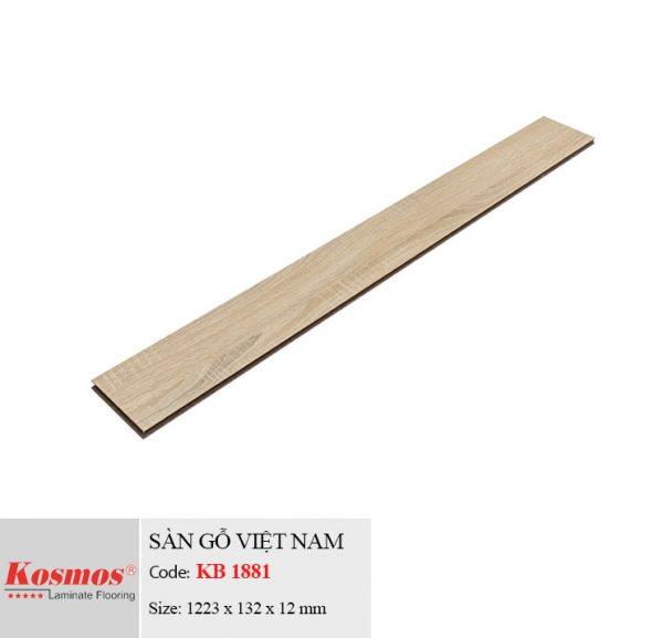 Sàn gỗ Kosmos KB1881 hình 1