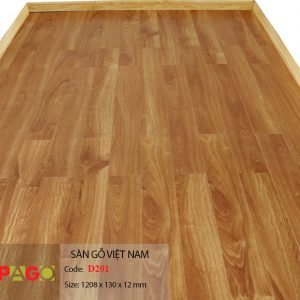Sàn gỗ pago D201 hình 1
