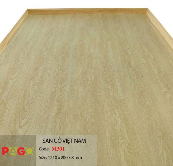 sàn gỗ Pago M301 hình 1