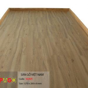 Sàn gỗ M305 hình 1