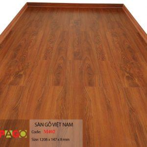 Sàn gỗ pago M402 hình 1