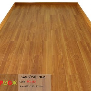 Sàn gỗ pago PG113 hình 1