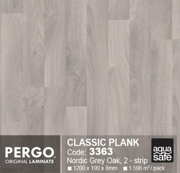 Sàn gỗ pergo 3363