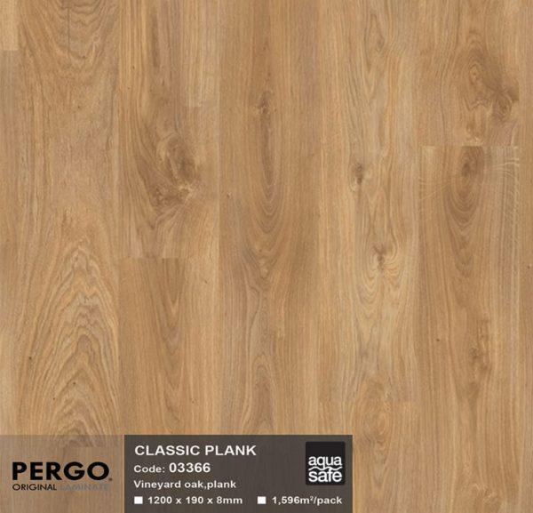 Sàn gỗ pergo 3366