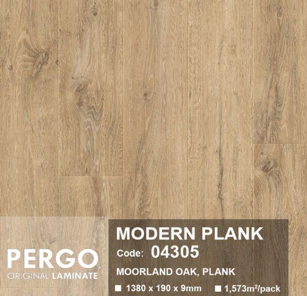 Sàn gỗ pergo 04305