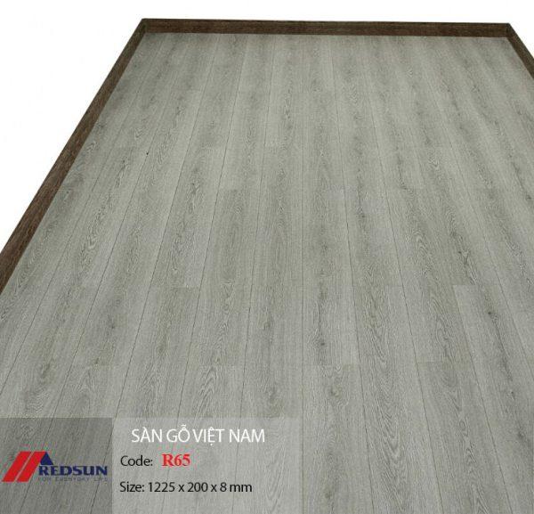 Sàn gỗ Redsun R65 hình 1