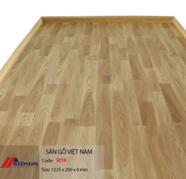 Sàn gỗ Redsun R98 hình 1