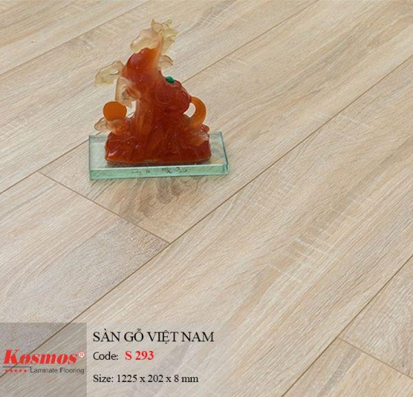 Sàn gỗ kosmos S293 hình 1