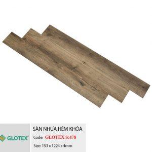 Sàn Nhựa Glotex SPC 478