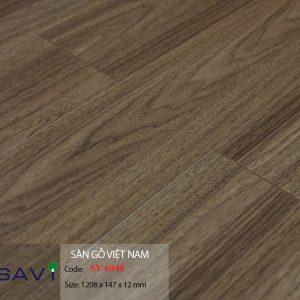 Sàn Gỗ Savi 6040-12mm
