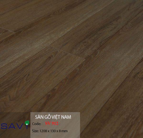 Sàn gỗ Savi 912-8mm