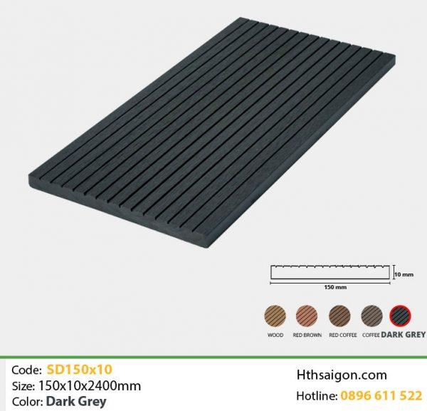 SD150x10 Dark Grey