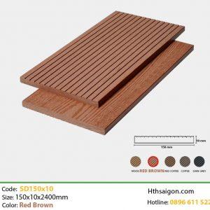 SD150x10 Red Brown hình 1