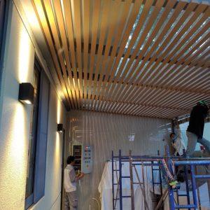lam gỗ nhựa SD23x60 Wood