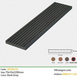 SD70x10 Dark Grey