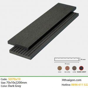 SD70x10 Dark Grey hình 1