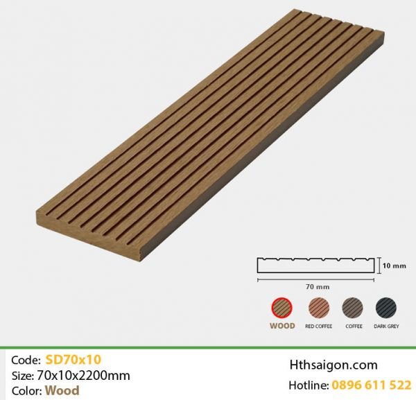 SD70x10 Wood