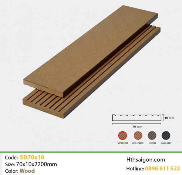 SD70x10 Wood hình 1