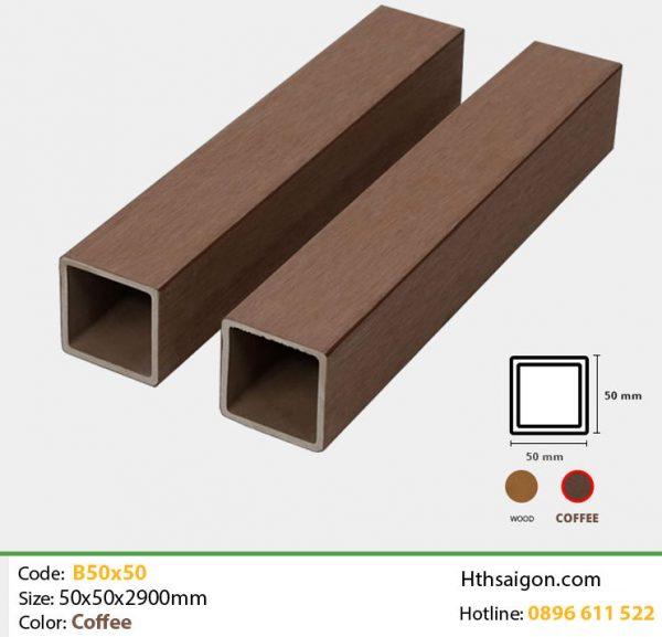 Thanh lam B50x50 Coffee hình 1