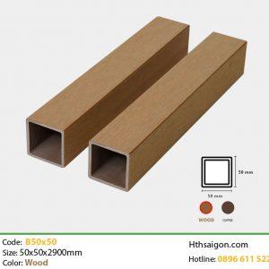 Thanh lam B50x50 Wood hình 1