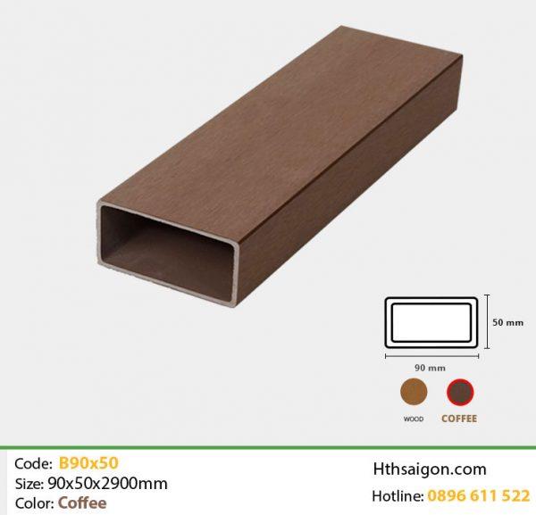 Thanh lam B90x50 Coffee