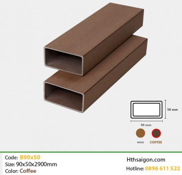 Thanh lam B90x50 Coffee hình 1