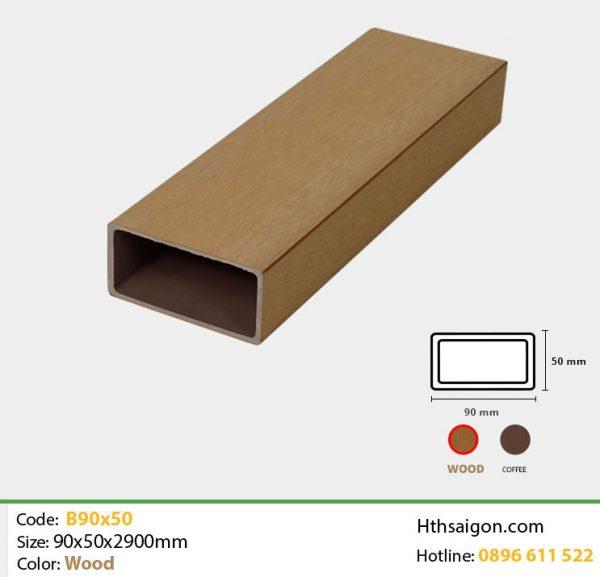 Thanh lam B90x50 Wood