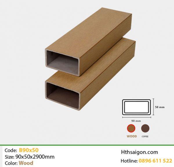 Thanh lam B90x50 Wood hình 1