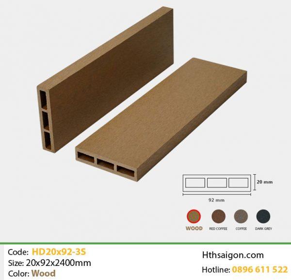 Thanh lam HD20x92-3s Wood hình 1