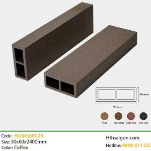 Thanh lam HD40x90-2S Coffee hình 1