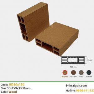 Thanh lam HD50x150 Wood hình 1