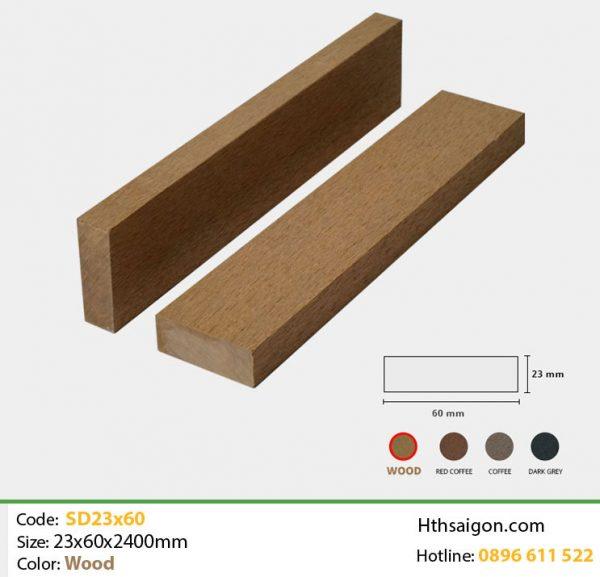 Thanh lam SD23x60 Wood hình 1