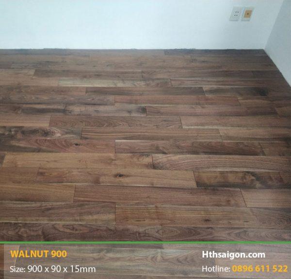 sàn gỗ Walnut 900