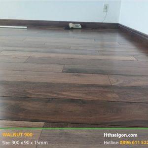 sàn gỗ Walnut 900 hình 1