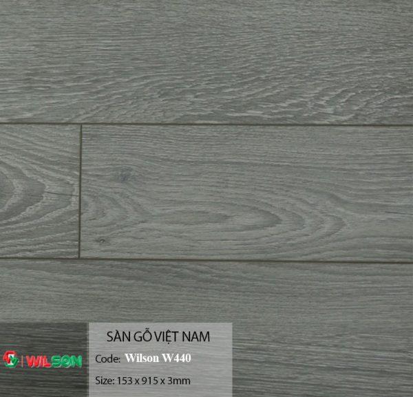 sàn gỗ Wilson W440