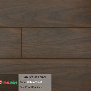 sàn gỗ Wilson w443