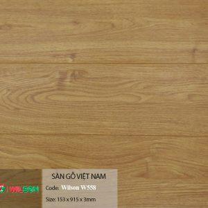sàn gỗ Wilson w558