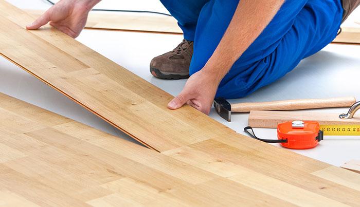 kích thước gỗ lót sàn công nghiệp