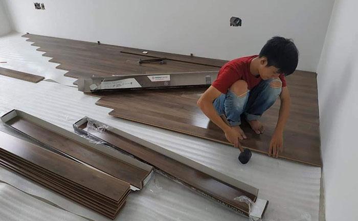 Kinh nghiệm chọn kích thước gỗ lót sàn công nghiệp