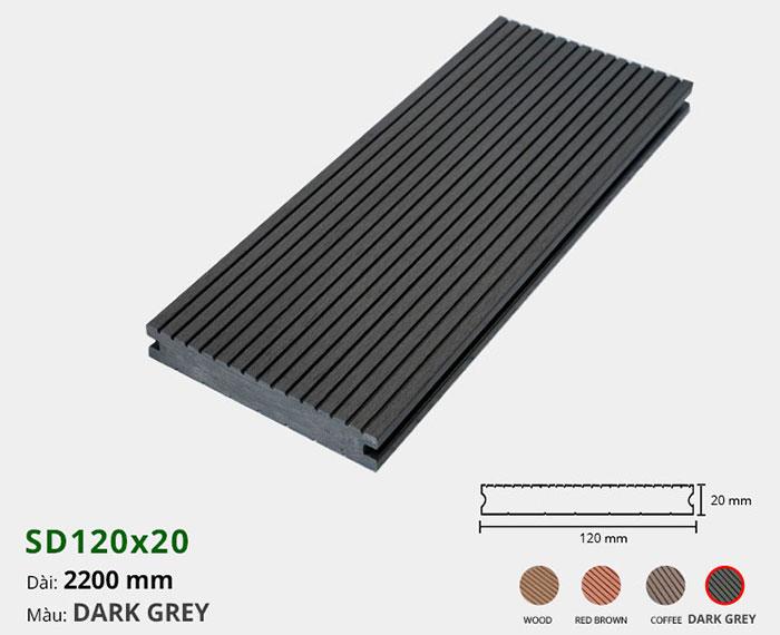 sàn gỗ nhựa SD120x20