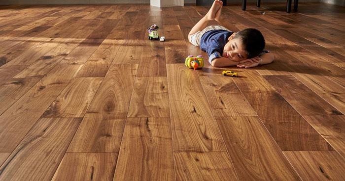 sàn gỗ tự nhiên tốt hiện nay