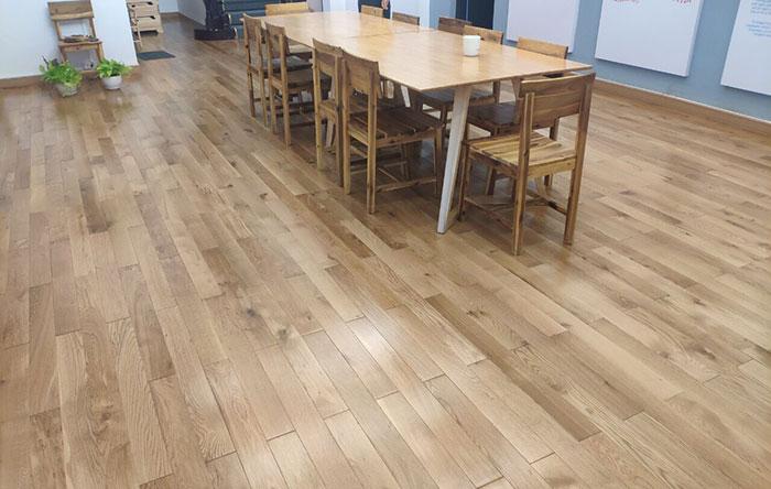 sàn gỗ tự nhiên tốt